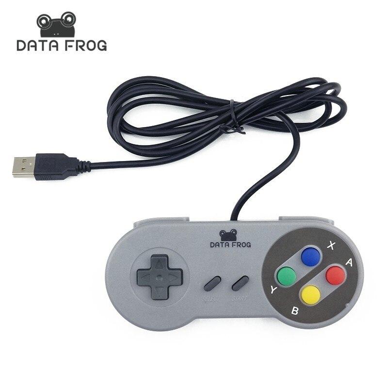 Retro Super Nintendo USB Game Pad