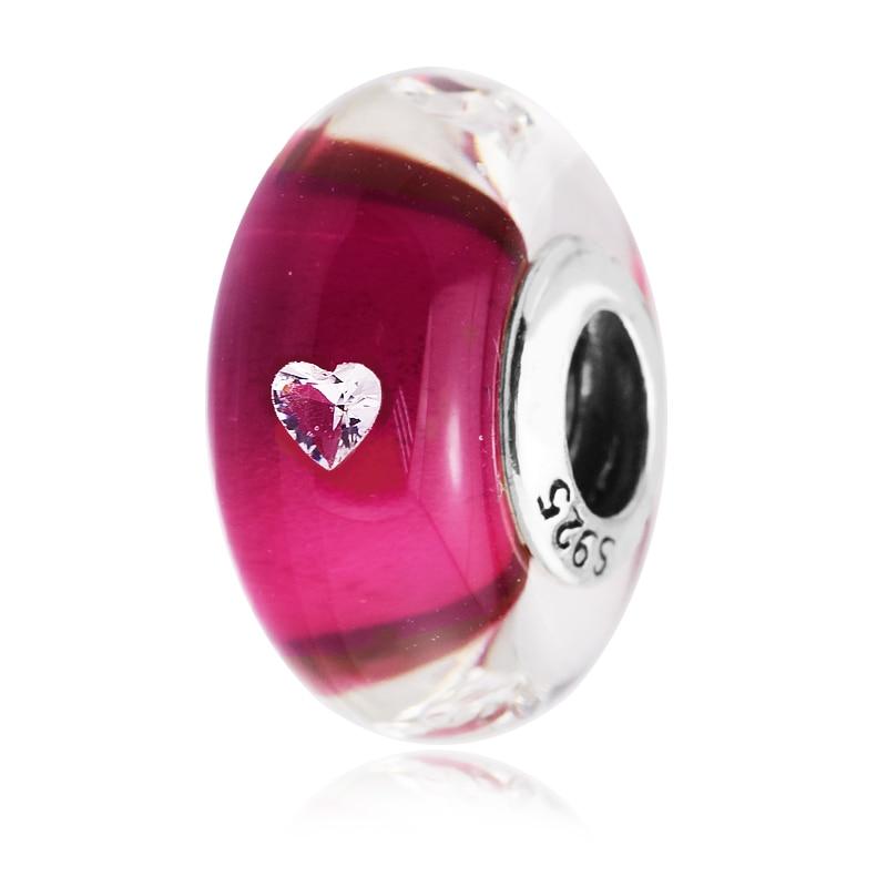 perles murano pour bracelet pandora