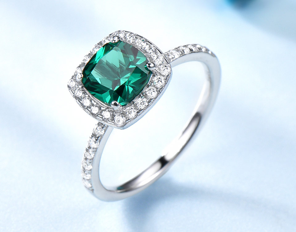 UMCHO-Emerald-925-sterling-silver-rings-for-women-RUJ007E-1-PC_02