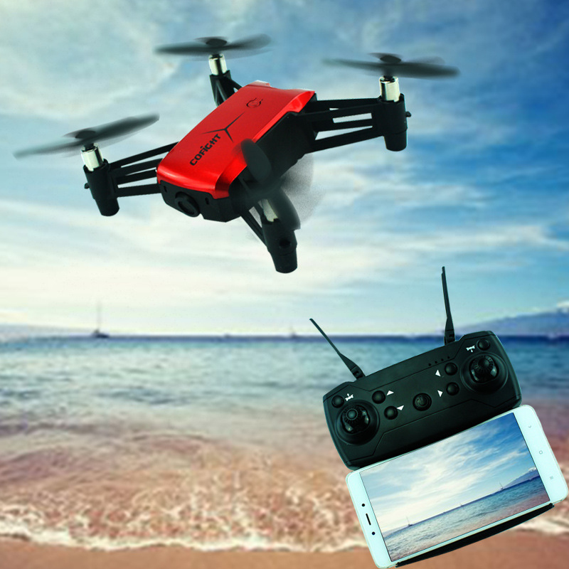 Здесь можно купить  Intelligent Aerial Drone 2.4G WiFi FPV RC Helicopter Drone 720P Wide-Angle Air Pressure Fixed Height Remote Control Flying Toy  Игрушки и Хобби