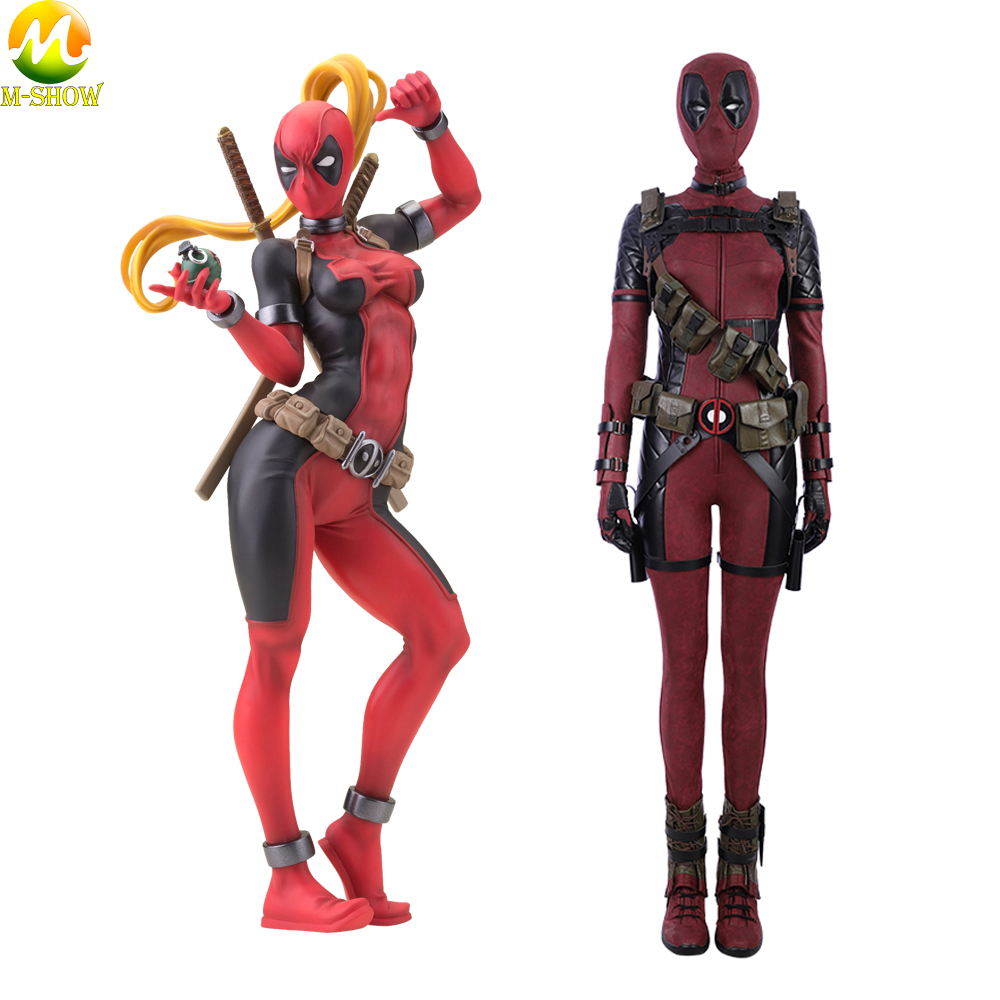 Deadpool Cosplay Costume Adult Men/'s Deadpool Halloween Carnival Cosplay Costume