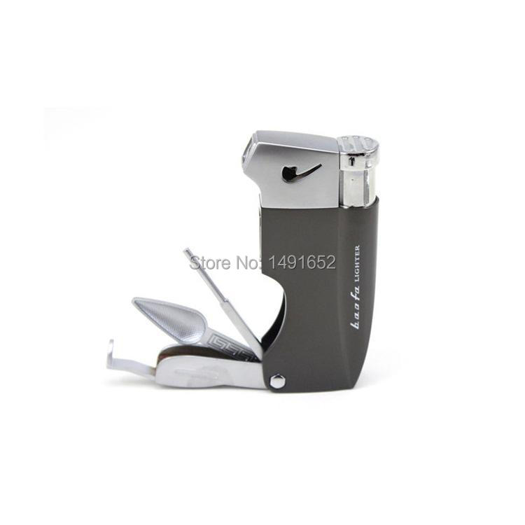 Multifunction Gas Cigarette Lighter Butane Gas Tobacco Pipe Lighter