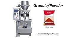 Full Automatic Vertical Coffee Beans/Peanut/Cashew Nut Granule Packaging Machine