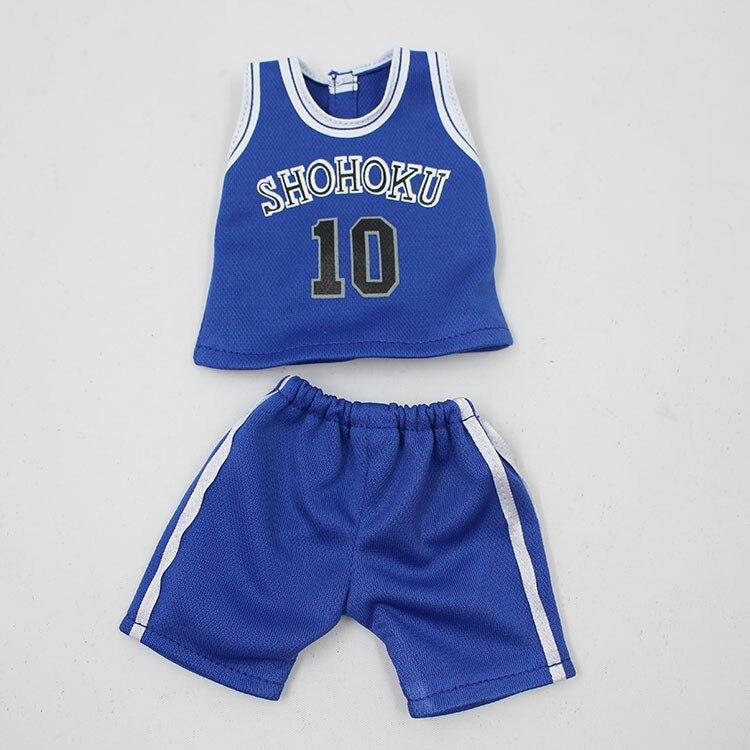 Neo Blythe Doll Plump Doll Basketball Uniform 3