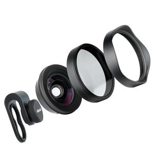 Image 3 - ULANZI 16 미리 메터 HD 광각 전화 렌즈 CPL 카메라 렌즈 필터 범용 아이폰 삼성 안드로이드 화웨이 스마트 폰