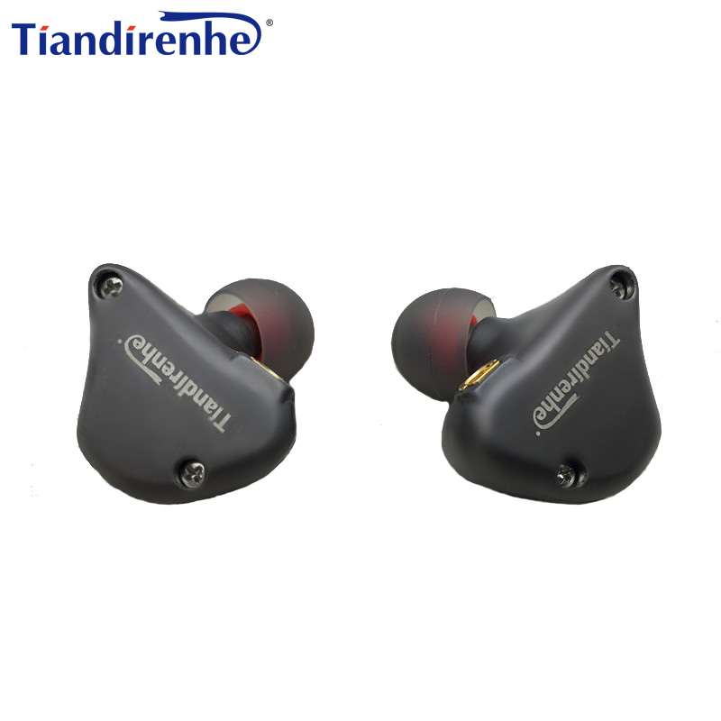 Tiandirenhe TD08 MMCX Earphone 1DD Dynamic Replacement Wire for Shure SE215 SE535 SE846 HIFI Stereo Earbuds for iPhone tiandirenhe 14