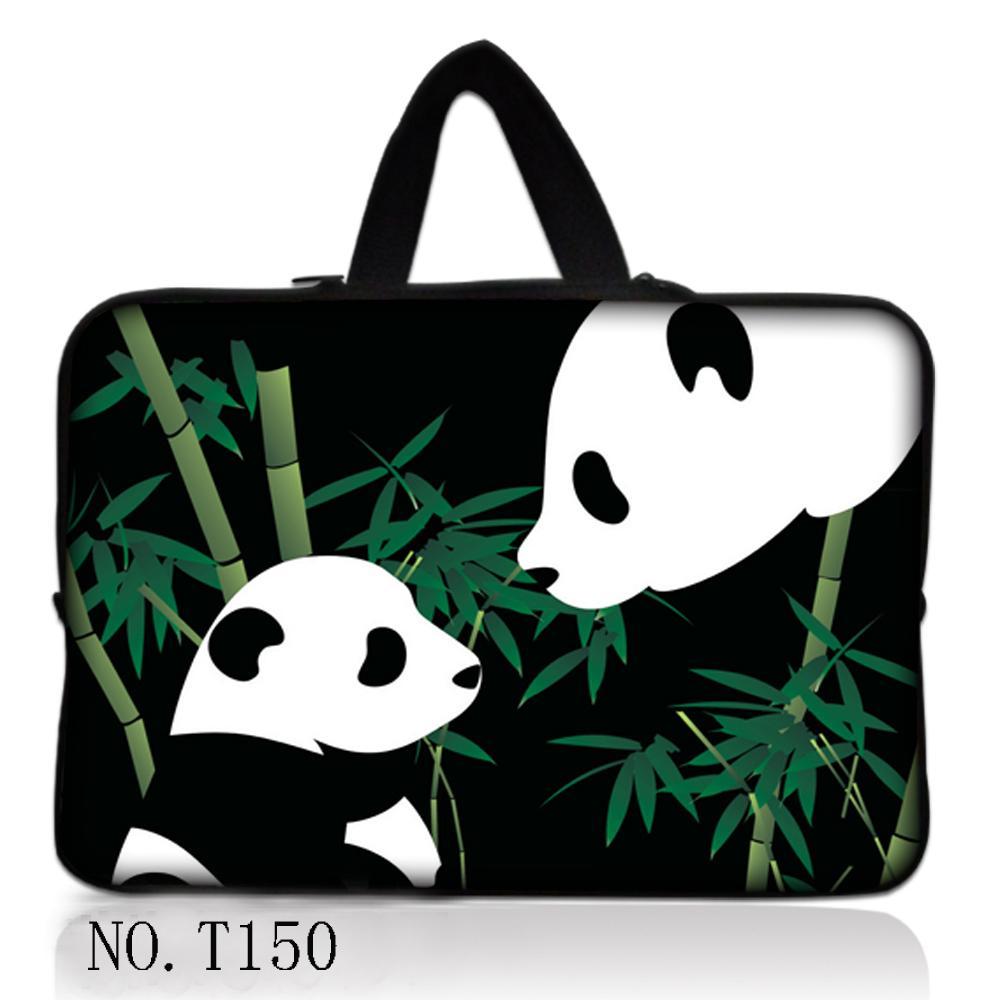 Panda Soft Sleeve Bag Case For font b Apple b font font b Macbook b font