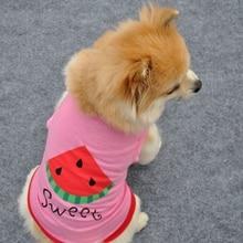 Pet Puppy Bikini T-Shirt Small Dog