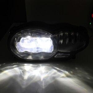 Image 4 - אלומיניום אור יום פנס LED עבור BMW R1200GS 05 12 & R1200GS הרפתקאות 06 13