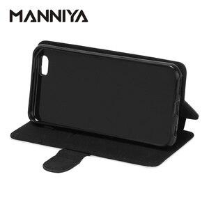 Image 4 - غطاء من الجلد المطاطي PU + PU لهواتف iphone 11/11 PRO/11 PRO MAX/6 7 8 X XS XR XS MAX مع حوامل البطاقات 10 قطعة/الوحدة