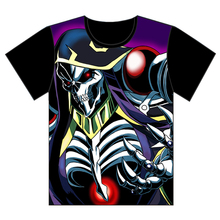 Overlord Ainz Ooal Gown Printed T-Shirt