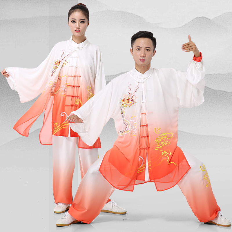 Novelty & Special Use Provided Tai Chi Uniform Cotton 2 Colors High Quality Wushu Kung Fu Clothing Kids Adults Martial Arts Wing Chun Suit/embroidery