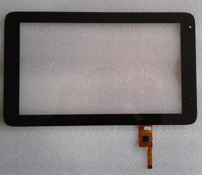 Black New 10.1 Archos Arnova 10d G3 10D3G Tablet touch screen Touch panel Digitizer Glass Sensor replacement Free Shipping original new touch screen 10 1 archos 101b xs2 tablet touch panel digitizer glass sensor replacement free ship