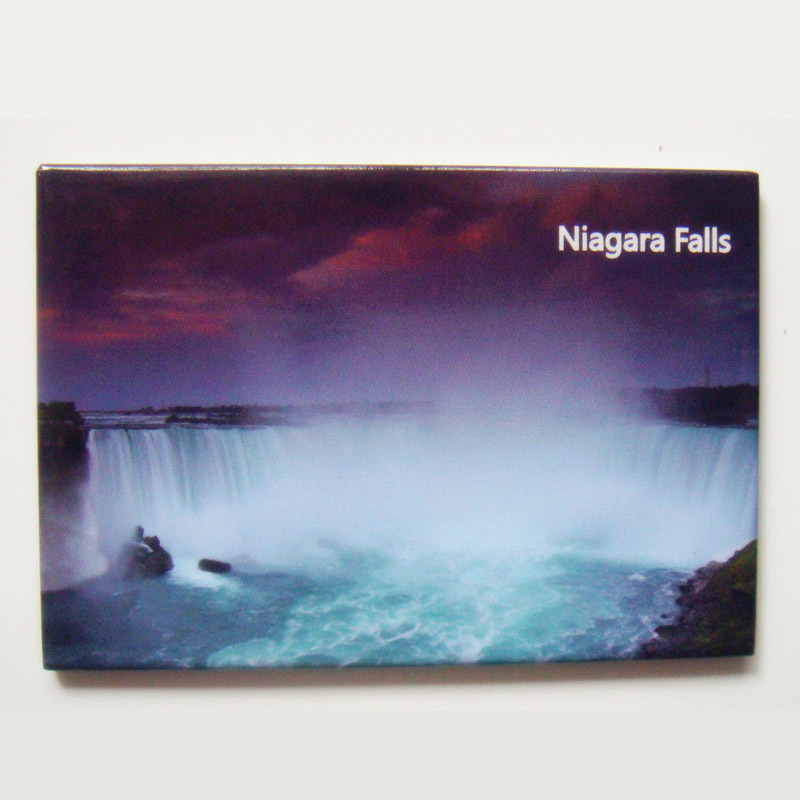 USA Travel Magnets Gifts FREE shipping over $12, US Niagara Falls Sence Tourist Metal Fridge Magnet SFM5161 Travel Memorabilia