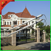 300kg Dual Swing Gate Opener Motor Operator For Villa Courtyard Door Open The With Two Pairs