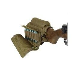 Przenośna  regulowana torba na strzelba taktyczna z etui na amunicję