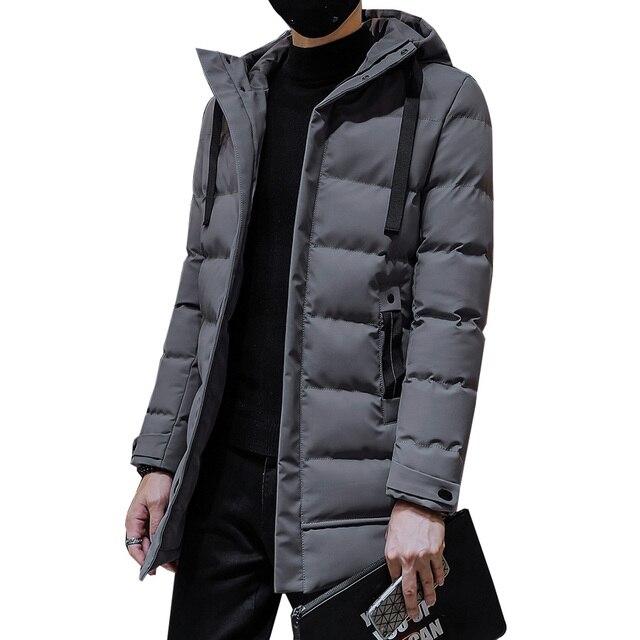 Ropa de abrigo hombre