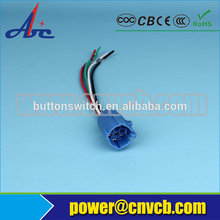 SH18 19D 19mm harness (for IB 19D switch, Non-illuminated type, 2NO2NC) switch harness factory