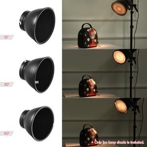 Image 4 - Abat jour de diffuseur de réflecteur de bâti delinchrom de 210mm avec des grilles de nid dabeilles de 10/30/50 degrés pour le Flash Flash de stroboscope Speedlite