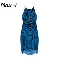 2017 New Women Summer White Blue Pink Lace Dresses Sexy Sleeveless O Neck Print Party Runway