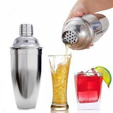 Kit de Bar en acier inoxydable, 5 pièces, Shaker pour Cocktail
