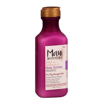 Maui Moisture Shea Butter Shampoo 13.0 oz стоимость