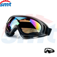 Motorcycle Ski Snowboard ATV Cruiser Motocross Goggles Off Road Dirt Bike Racing Eyewear Surfing Airsoft Paintball