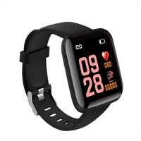 Intelligente di Pressione Sanguigna Orologio wristband Impermeabile Monitor di Frequenza Cardiaca Fitness Tracker GPS Della Vigilanza di Sport Per Android IOS