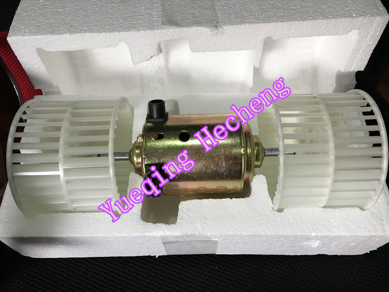 New Fan Blower Motor 51500-41110 TD3390240 for -70 Excavator 24V Free shipping