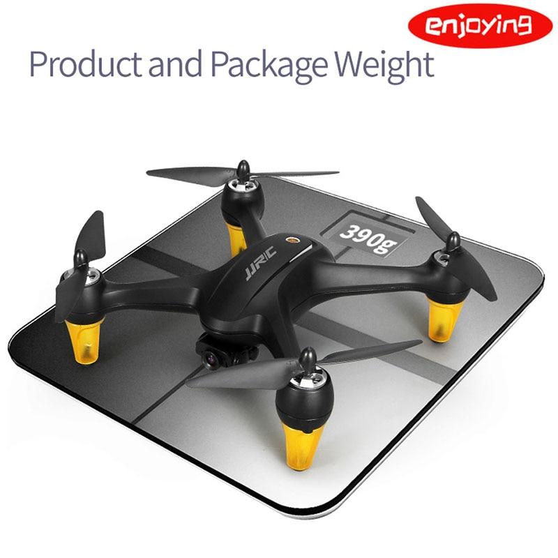 JJRC X3P 2.4G sans brosse entrée de gamme GPS wifi carte transmission avec 1080 P HD caméra fixe quatre axes télécommande drone aérien