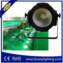 100W COB LED PAR LIGHT RGBW/White stage light(China)
