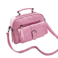 New Arrival Knitting Women Handbag Fashion Weave Shoulder Bags Small Casual Female CrossBody Bag Retro Tote