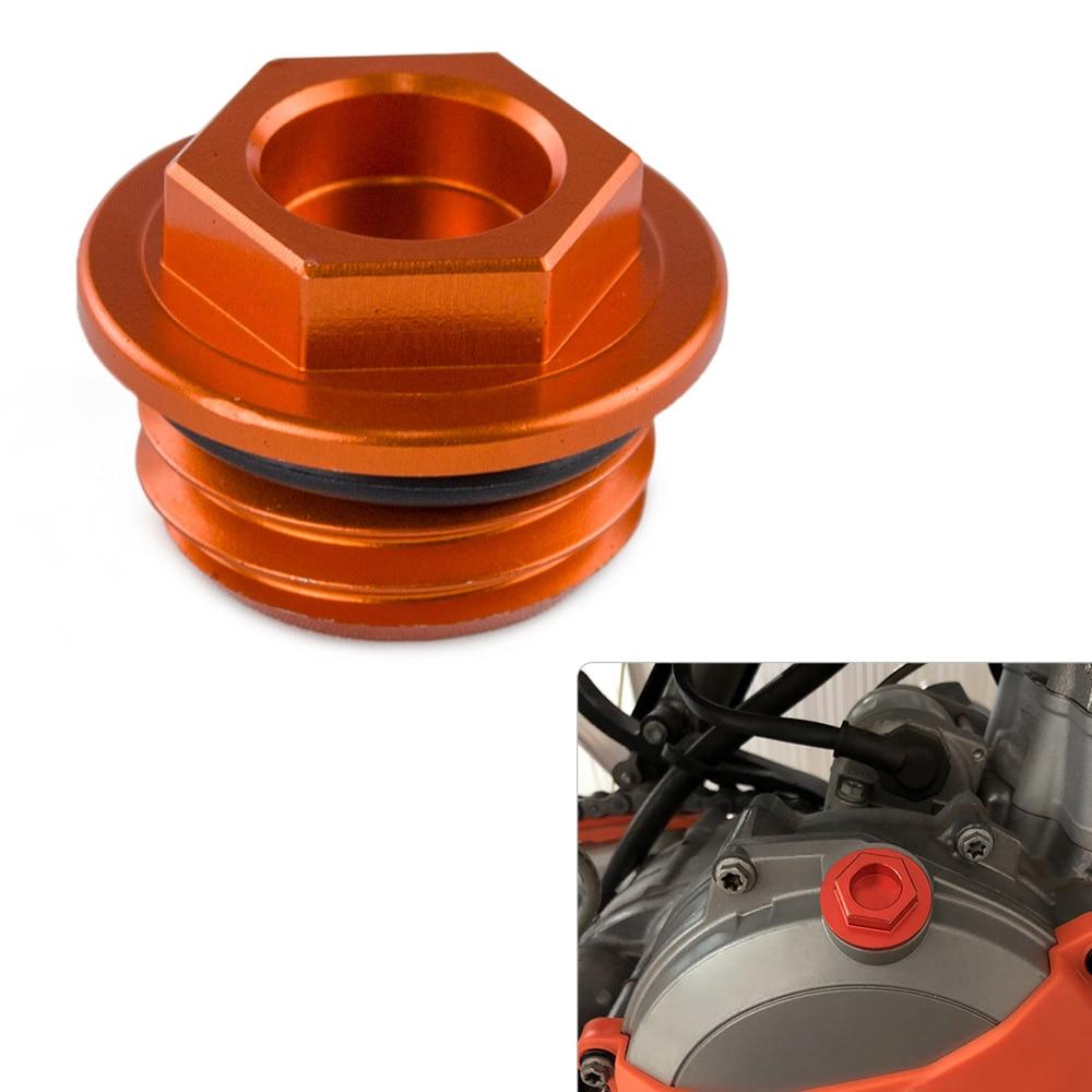 Fast Pro CNC Billet Aluminum Universal 22mm 7//8 Handlebars Grips Bar Ends Slider Cap Plug For KTM Duke EXC SX SXF XCF XCW Orange