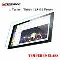 Películas de vidrio para teclast tbook 16 power tab protector de pantalla de cristal templado para tbook 16 s protectores de pantalla a prueba de explosiones vidrio