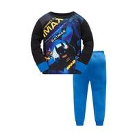 Hot Selling Baby Boys Toddler 2PCS Set Super Mario Sleepwear Nightwear Pajamas Set 2 7Y