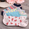 Japanese cartoon fringe spring autumn little ladies socks thin Korean low boat soks short sox children socken kawaii chausette