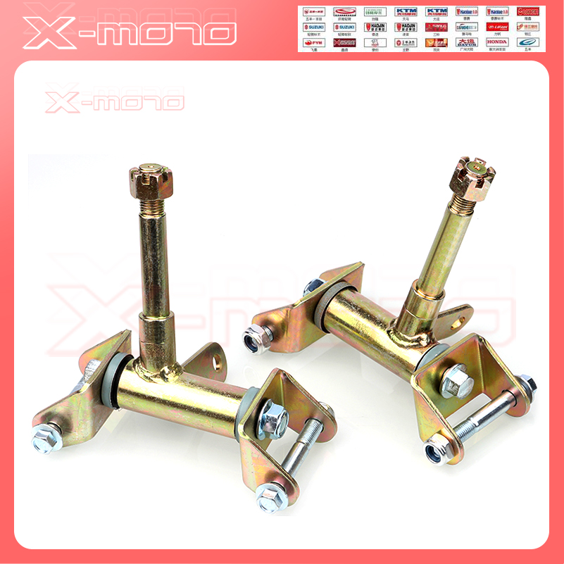 The Steering knuckle assy fit for 150cc to 250cc ATV Kart Buggy ATV Bike Parts Strut Knuckle Spindles