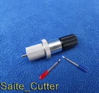 1 Pc Roland Cutting Plotter Blade Holder Vinyl Cutter 5 Pcs 45 Degree 5 Pcs 60