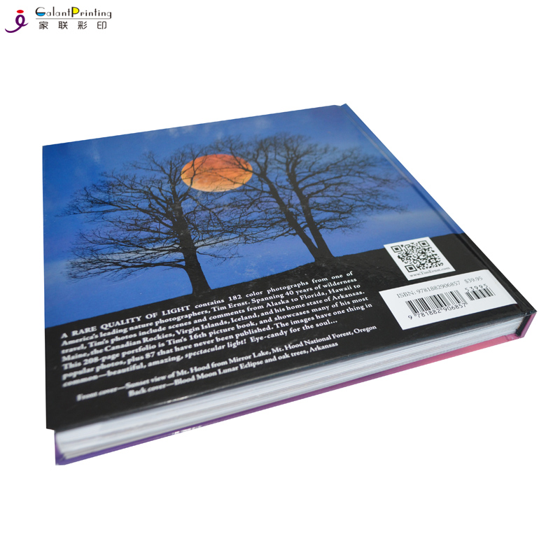 Customized A4 Softcover Book/Booklet/Magazine/Brochures Printing Service