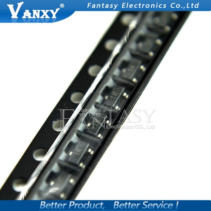 100PCS BC848B SOT23 BC848 SOT SMD SOT-23 1K New Transistor