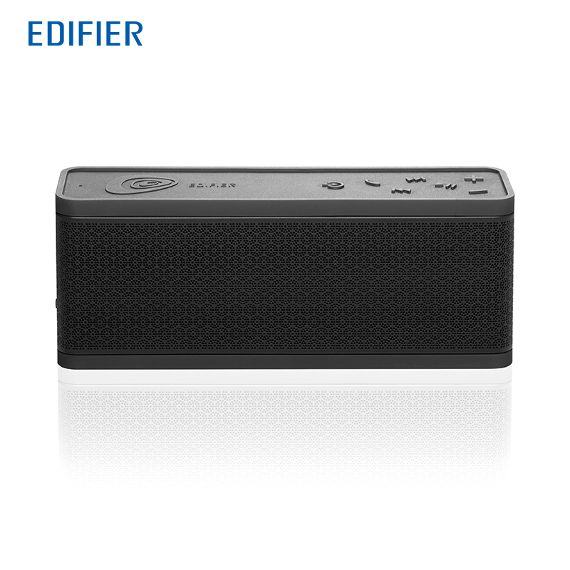 EDIFIER MP270 HIFI Portable Bluetooth Speaker With Multiple Input USB Bluetooth Built-in Rechargeable Battery tiger head woodworking cemented carbide drill bit tapper tool silver grey orange