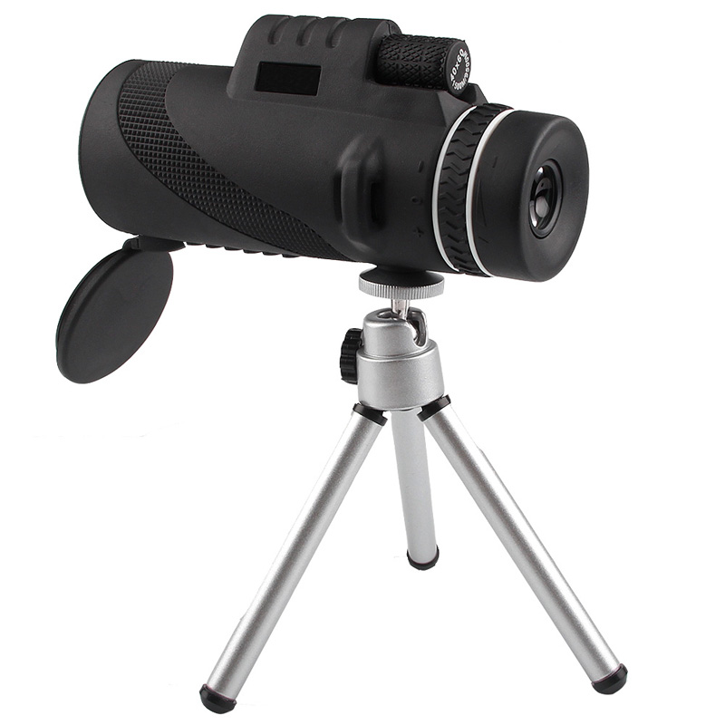 HD 40x60 Monocular High Definition Telescope for Mobilephone Low Light Night Vision RL38-0006-09