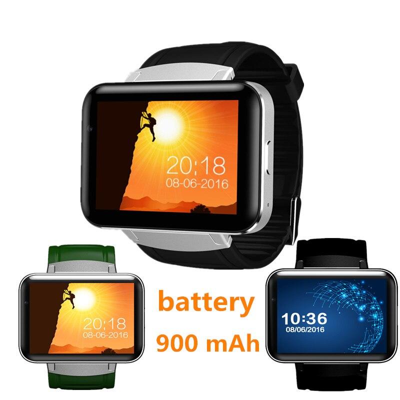 DM98 Smart Watch MTK6572 Android 5.1 OS 3G WIFI GPS Bluetooth 4.0 Support SIM Card Dual Core 4GB ROM Camera Smartwatch PK LEM4 vaglory q1 wifi gps 3g smart watch 512mb 4gb android 5 1 os mtk6580 bluetooth smartwatch support nano sim card app download