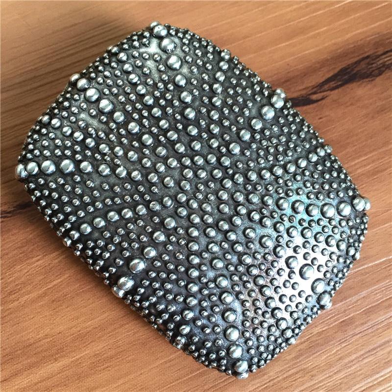 High Quality Vintage Dots Belt Buckles For Belt Alloy Fashion Belt Buckle For Man Belt 2018 AK0025