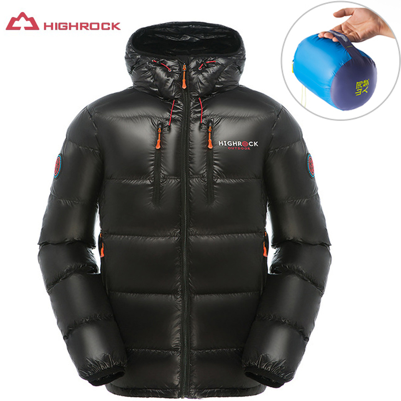 Brand Winter Outdoor Sports Jacket Men&Women New Hooded Down Jackets White Goose Down Warm Top Quality Puffer Coats 70089IFN-1