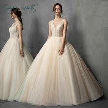 novia 샴페인 볼 vestido