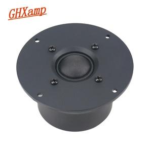 Image 2 - GHXAMP 4 Inch 4Ohm 25W Dome Tweeter Speaker Unit Silk Treble DIY Film Home Theater Audio Sound High Frequency HIFI 2018 1PCS