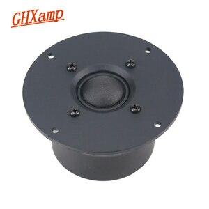 Image 2 - GHXAMP altavoz de Tweeter de 4 pulgadas, 4ohm, 25W, Unidad de cúpula, película de agudos de seda, Audio para cine en casa DIY, sonido de alta frecuencia HIFI 2018, 1 Uds.