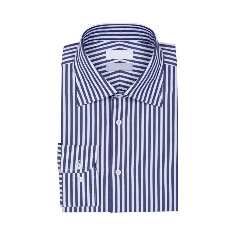 Shenrun hommes chemise sur mesure 100% coton à manches longues sur mesure pour hommes mariage Business Party bureau travail hommes chemises sur mesure