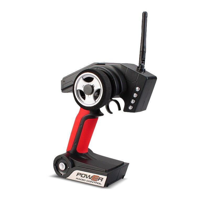 1/28 Радиоуправляемая машина, высокоскоростная гоночная машинка с дистанционным управлением K969, игрушки с дистанционным управлением на откр... - 4